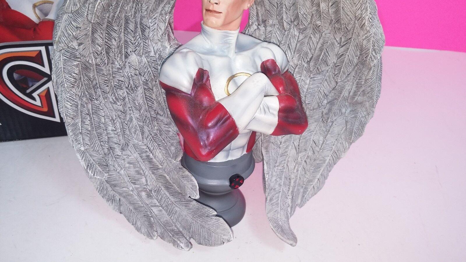 Marvel Universe Diamond X-Men Angel Angel Angel Mini Bust Statue Figurine  2500 Limited b171c8