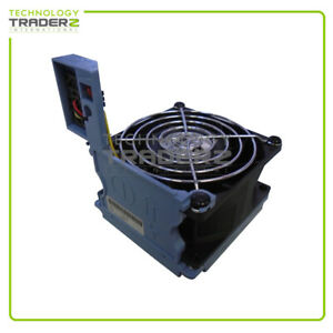 HP Z820 80mm 12VDC 0.35A Rear Dual Fan New 644315-001