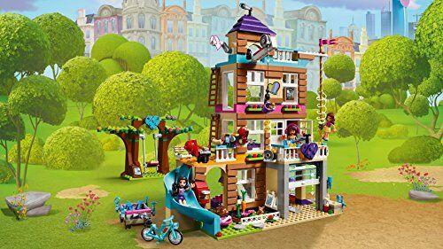 Olivia Emma and Mini LEGO 41340 Friends Heartlake Friendship House Building Set
