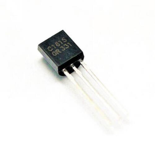 2SC1815 C1815 0.15A 50V NPN TO-92 DIP transistors NEW