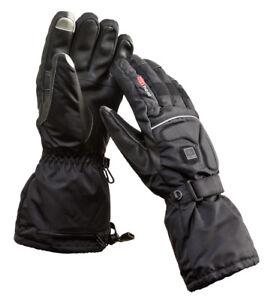 Beheizte Handschuhe Beheizt Ski Snowboard Motorrad Schnee Outdoor Winter Größe L Schrecklicher Wert