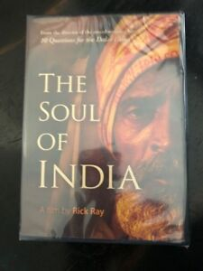 NEW-The-Soul-Of-India-DVD