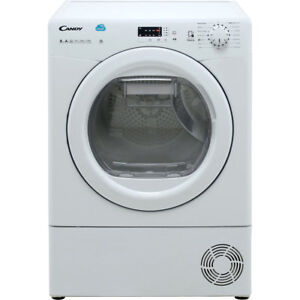 Candy CSH8A2LE Smart A++ Heat Pump Tumble Dryer Condenser 8 Kg White