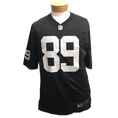 raiders jersey 89