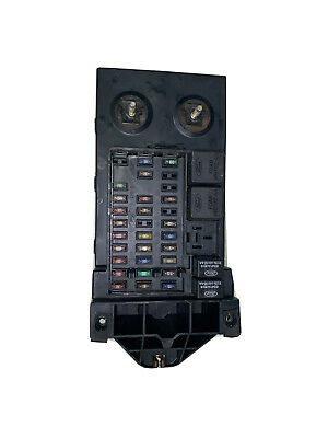 97 98 FORD F150 F250 INTERIOR FUSE RELAY BLOCK JUNCTION ...
