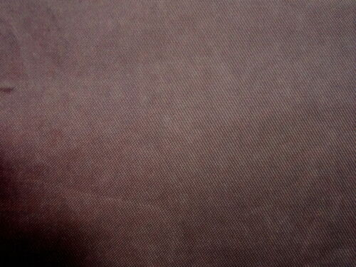 Versatile CHOCOLATE BROWN Light Weight TAFFETA Solid Fabric or Lining