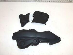 2013-DUCATI-MULTISTRADA-MTS1200-ABS-OEM-BLACK-TIMING-Belt-Covers