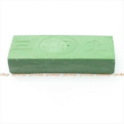 New Green Length Metal Grinding Buffing Compound Polishing Paste 110*30*25 MM