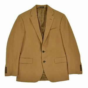 d95cb2f4f Image is loading Ralph-Lauren-Polo-I-Camel-Hair-Blazer-Sportcoat-