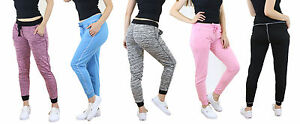 Womens Marled Jogger Pants New with Tags FREE SHIPPING
