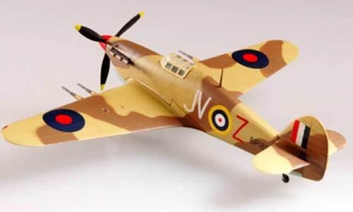 II//Bottrop 6.sqn Egypt terminé modèle 1:72 pied de support Easy Model-Hawker Hurricane Mk