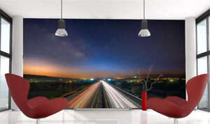 Double-Speed-Road-Full-Wall-Mural-Photo-Wallpaper-Printing-3D-Decor-Kid-Home