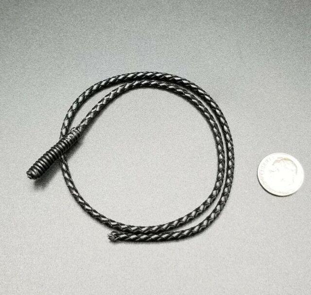 1/6 Black Leather Corset Lingerie Chaparajos Set For 12
