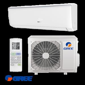 WiFi GREE Bora 2,5 kW Split Klimaanlage R32 Klimageräte-Set A+