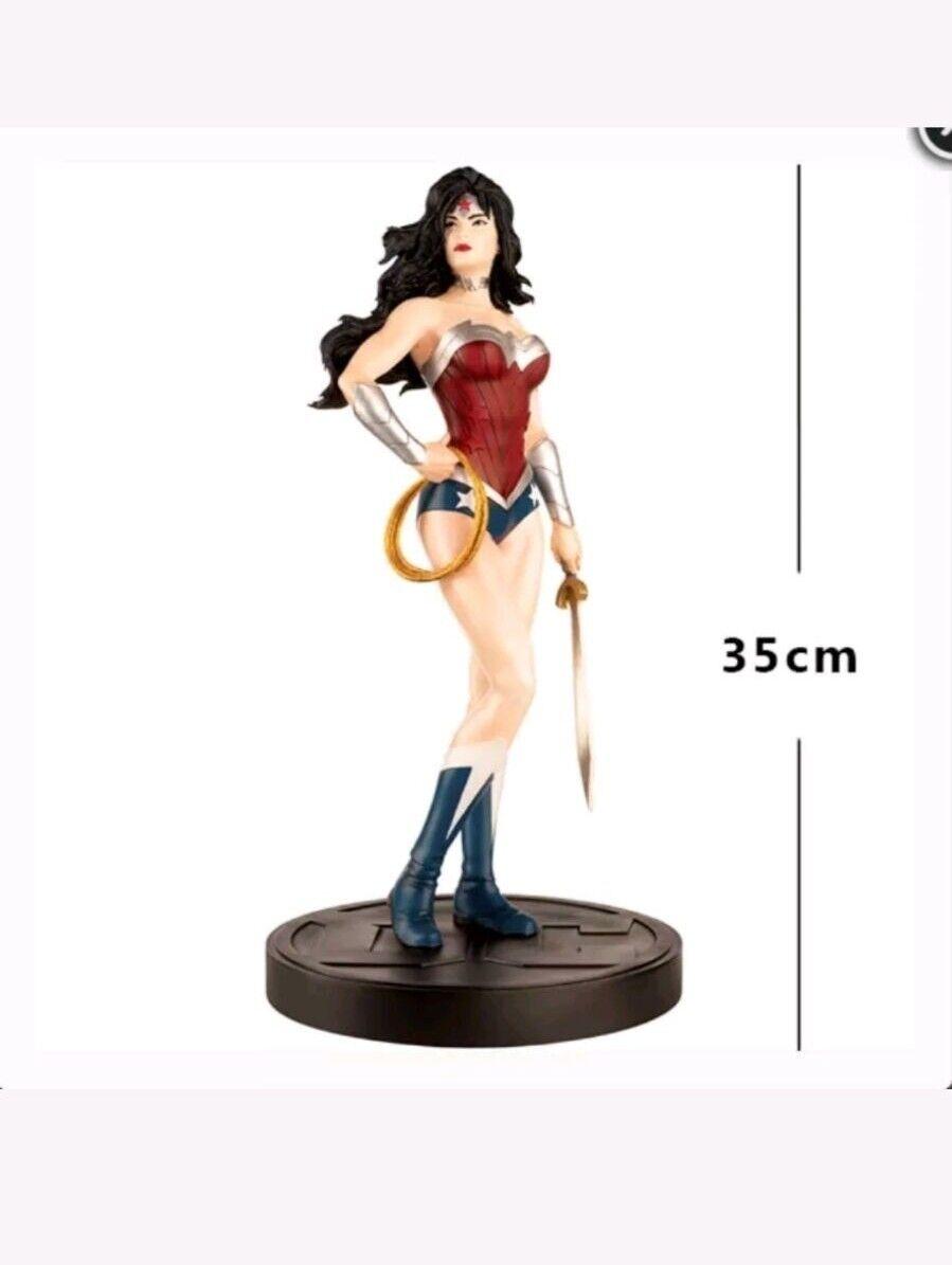 Dc Statuetta - Edizione Limitata Wonder Woman Statuetta 35cm
