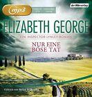 George, E: Nur eine böse Tat/4 MP3-CDs von Elizabeth George (2013)