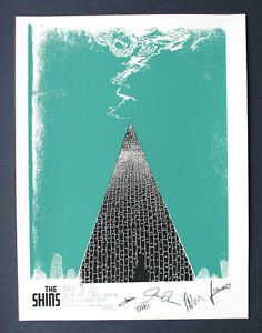 The-Shins-Signed-Poster-Austin-City-Limits-Season-38
