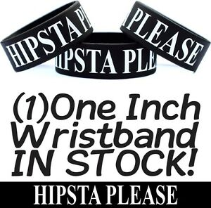 Hipsta-Please-Bracelet-Fun-Hipster-Item-Hip-Merchandise-Silly-Wristband-Hip-Ster