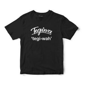 Details about TEGIWA PRONUNCIATION T-SHIRT - X-LARGE