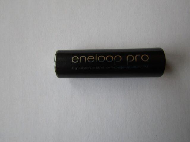 Eneloop pro Mignon Battery BK-3HCDE/BF1,2450mAh Rechargeable,AR5143