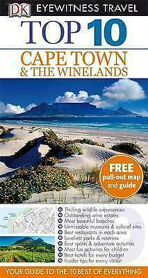 1 of 1 - Briggs, Philip, DK Eyewitness Top 10 Travel Guide: Cape Town and the Winelands,
