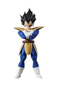 S.h.figurines Dragon Ball Z Vegeta Figurine Articulée Bandai Nouveau De Japon