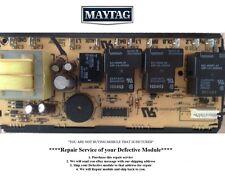 """8507P162-60 Maytag Range Control Module """"REPAIR""""  74009010"""