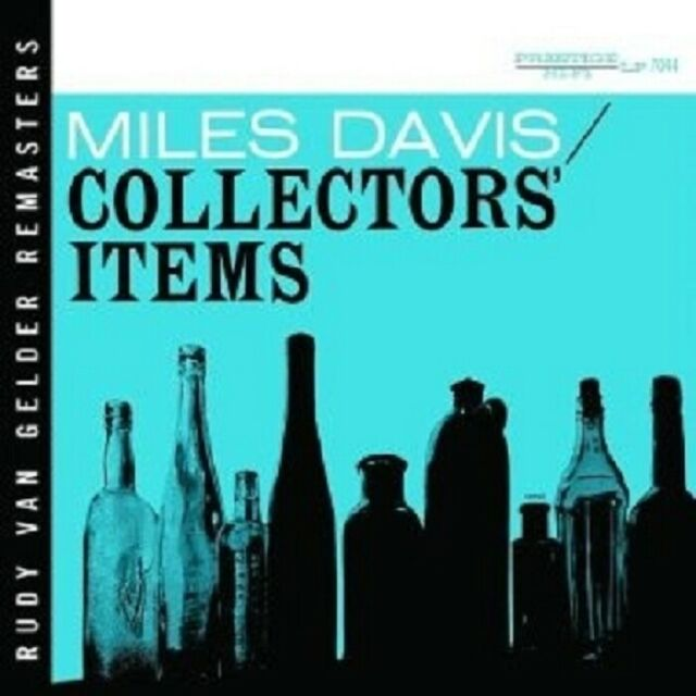 MILES DAVIS - COLLECTORS' ITEMS CD JAZZ NEW
