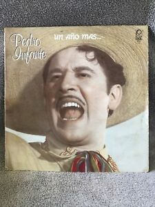 2 LP Set - Pedro Infante - Un Año Mas… - PTH 1-1