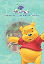 Disney Diecut Classics: Celebrate the Year with Winnie the Pooh, New, Parragon B