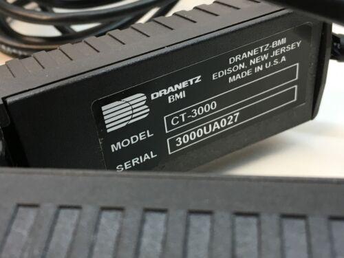 Max RMA Ratings 3000A 600V NEW Dranetz CT-3000 Current Probe 115527-G1
