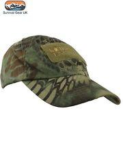 Mens Army Combat Military Baseball Cap Boonie Jungle Kam Operators Sun Bush Hat
