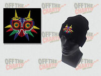Majora's Mask Embroidered Beanie Winter Hat N64