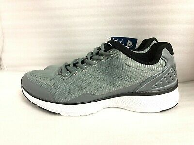 NEW FILA Men's Memory Foam Startup Gray Athletic Running Shoe Start Up Pick Size | eBay