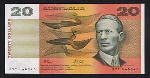 Australia-R-413-1991-20-Dollars-Fraser-Cole-UNC