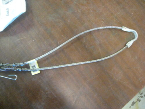 """2.99/"""" NEW HUBBELL KELLEMS 02203022 CABLE SUPPORT GRIP ROD CLOSURE 2.5/"""""""