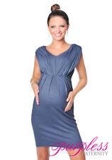 Maternity Purpless Maternity Stunning Sleeveless V-neck Pregnancy Dress Dresses Top D8437 Dresses