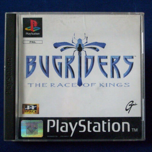 1 von 1 - PS1 - Playstation ► Bugriders - The Race Of Kings ◄