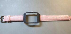 bracelet cuir sony smartwatch 3