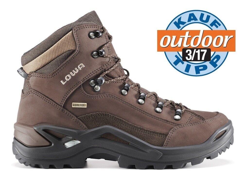 LOWA Renegade GTX Mid Wander Trekking Schuhe (500150)