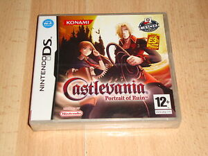 CASTLEVANIA-PORTRAIT-OF-RUIN-BY-KONAMI-FOR-NINTENDO-DS-NEW-FACTORY-SEALED