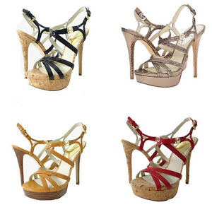9d970033164c Image is loading Michael-Kors-Womens-Cicely-Platform-Open-Toe-Strappy-