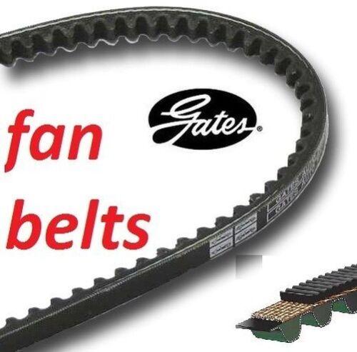 fan alternator v-Belt AV 11 Gates fan Belt 1030mm 11.9mm section 6321MC