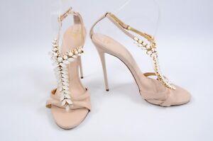 Giuseppe-Zanotti-nude-10-40-leather-crystal-embellish-t-strap-sandal-shoe-1495