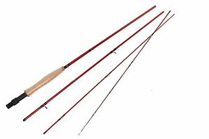 """Ventik IM8 Carbon Fiber Fly Fishing Rod 8/' 6/"""" 5wt//9/'0/'/'8wt//10/'0/' /""""avec Rod Tube"""