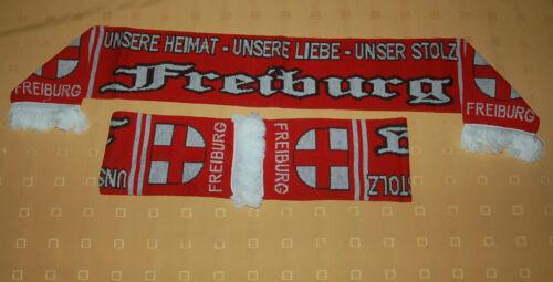 Freiburg unsere Heimat unsere Liebe unser Stolz Fan Schal Fanschal