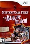 Mystery Case Files: The Malgrave Incident (Nintendo Wii, 2011)