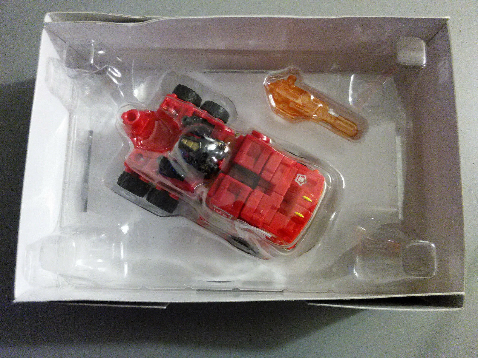Transformatoren takara japanischen optimus prime 20 ex - energon feuer konvoi neue