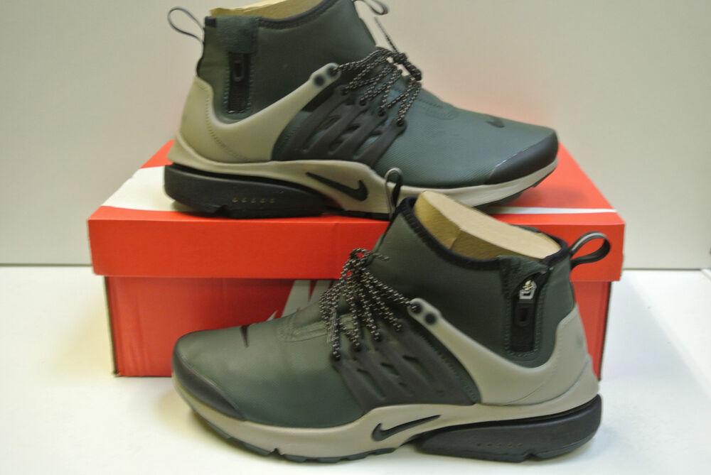 Nike Air Presto Mid Utility taille au choix sa NOUVEAU & NEUF dans sa choix boîte 859524 300- f239f4