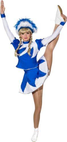 Damen Kostüm Garde Funkenkostüm Karneval Fasching Orl
